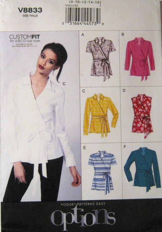 vogue blouse