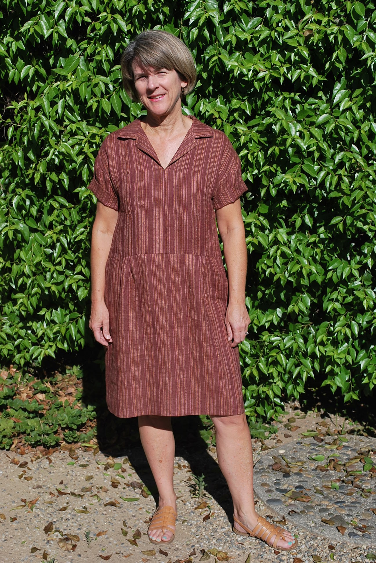 The factory dress sewing myself stylish when i calculated that it would cost me approximately 46 to purchase a pattern directly from the uk solutioingenieria Image collections